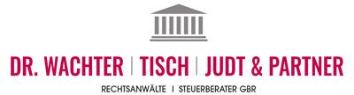 DR. WACHTER | TISCH | JUDT & PARTNER
